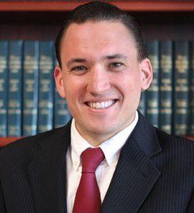 associate attorney Jacob G. Reinhardt